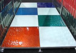 加格达奇光学玻璃烤漆